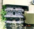 танк Т-44, траки