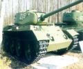 танк Т-44, вид спереди справа