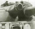танк Т-44, с дополнительным оборудованием