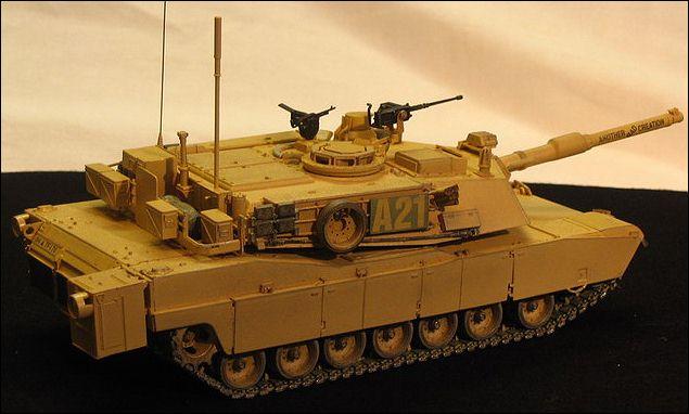 Танк Abrams