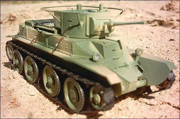 Танк БТ-5