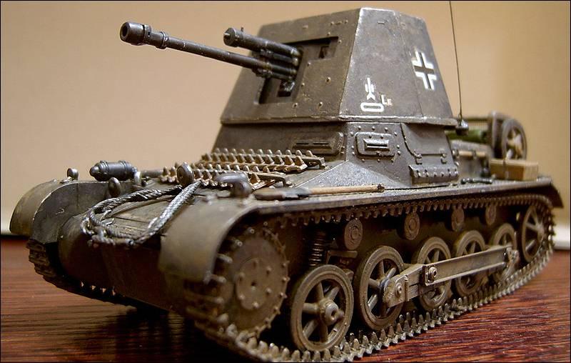 САУ Panzerjager 1