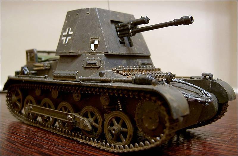 САУ Panzerjager I