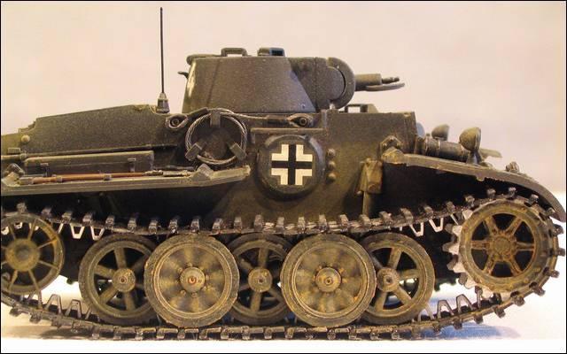 Танк Pz. 1F