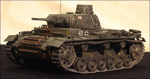 Танк Pz. III F