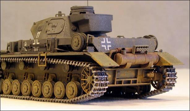 Танк Pz. 4 D