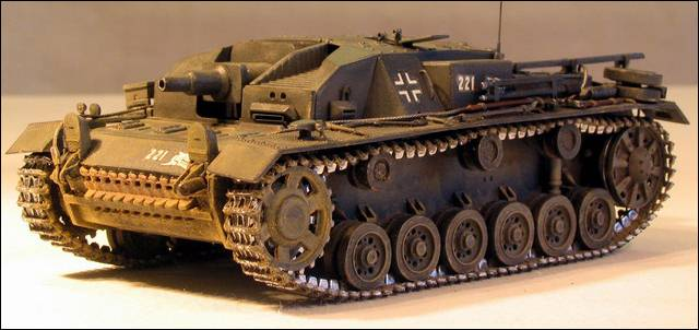 Танк StuG III B