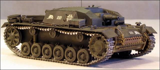 Танк StuG-3B