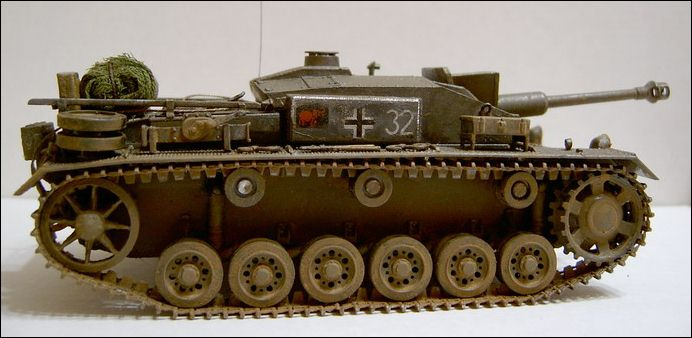 Танк StuG III F