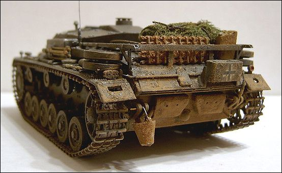 Танк StuG 3F