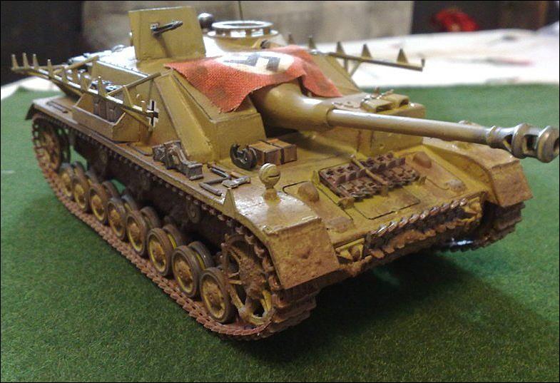 САУ Sturmgeschuetz-IV