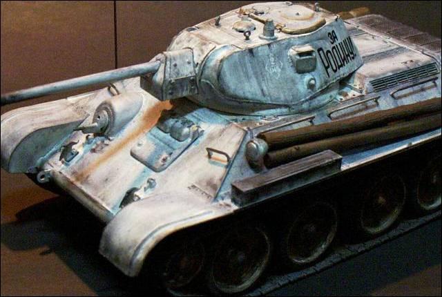 Танк Т-34/76, 1942 года