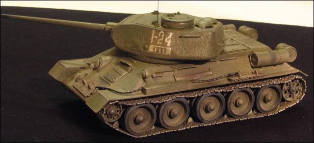Танк Т-34/85