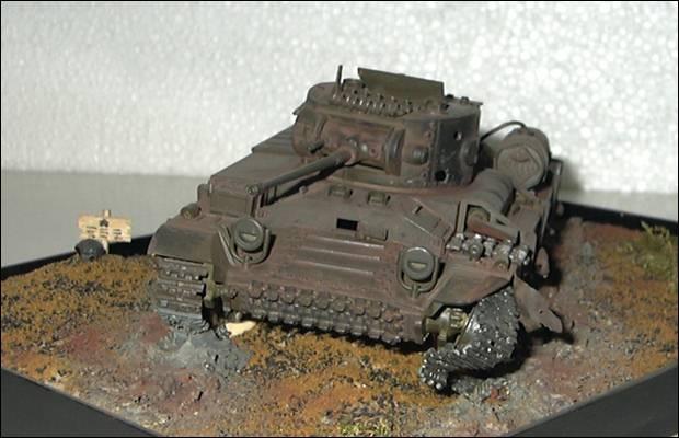 Танк Валентайн Mk-III/IV