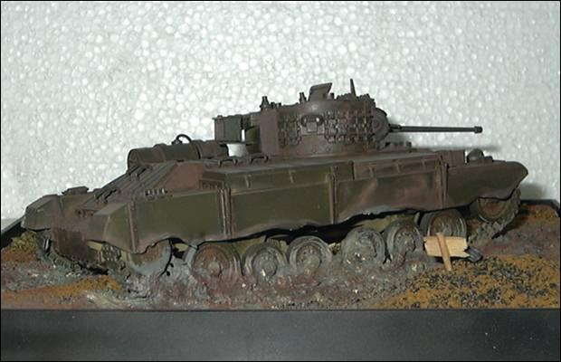Valentine Mk-III/IV