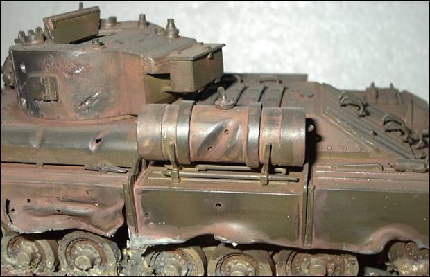 Танк Mk-3/4