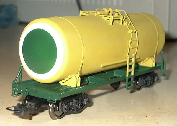 Железнодорожная цистерна