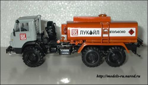 Бензовоз АТ-56151