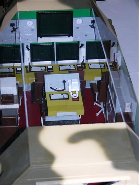 Командно-штабная машина на базе камаза