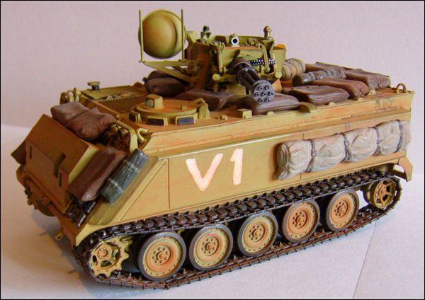 M-163 A1 VULCAN