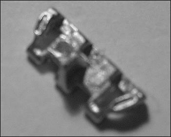 Траки T-III, T-IV. Поздние. Цельный зуб